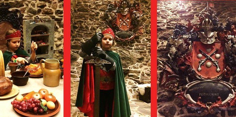 Matkavinkkejä lapsiperheille osa 1: 5 hienoa linnaa Suomessa ja muualla Euroopassa