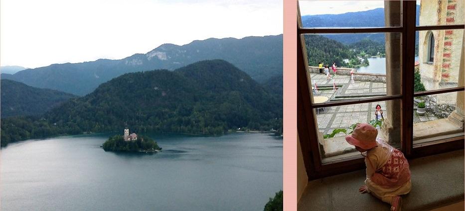 Slovenia Bledin linna