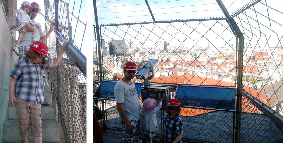 Itävallassa lasten kanssa
