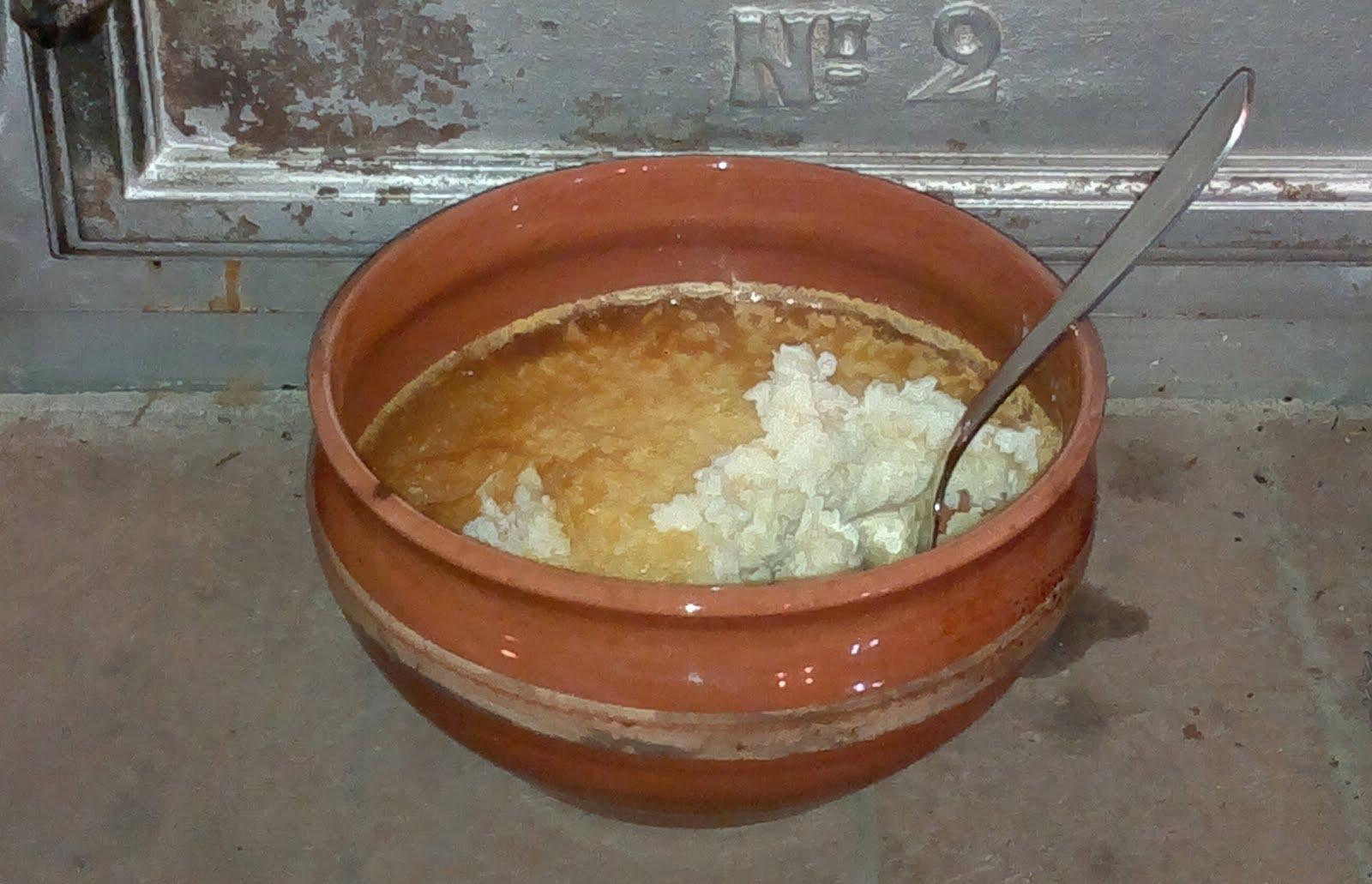 Ruokaohje: haudutettua puuroa leivinuunissa