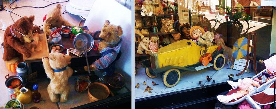matkavinkkejä lapsiperheille nallemuseot