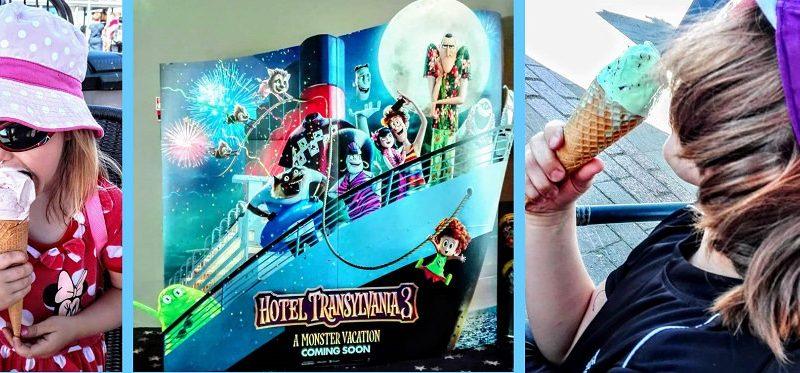 Kaupunkilomapäivä Oulussa sekä elokuva-arvio: Hotel Transylvania 3: Monsterit matkalla