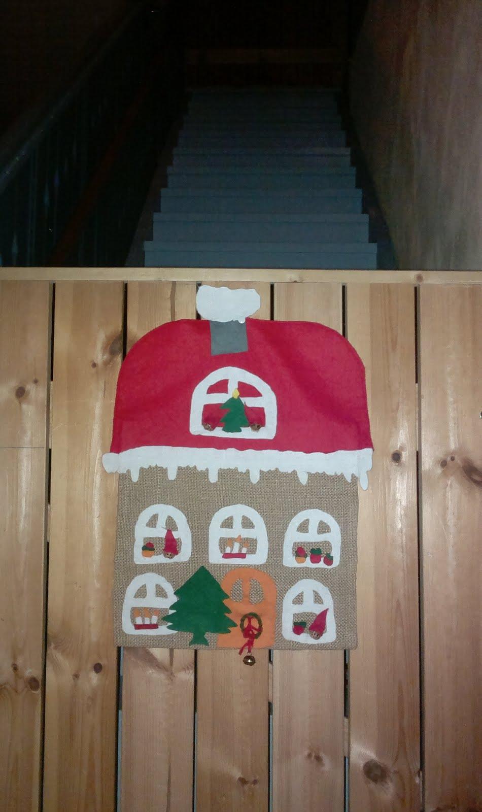 Portaikon joulutoivotukset