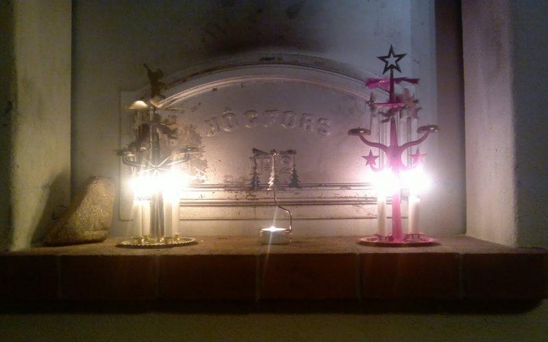 Joulukoti leivinuuni enkelikellot