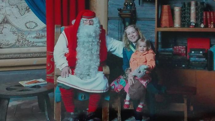 Jännittäviä hetkiä Joulupukin Pajakylässä!