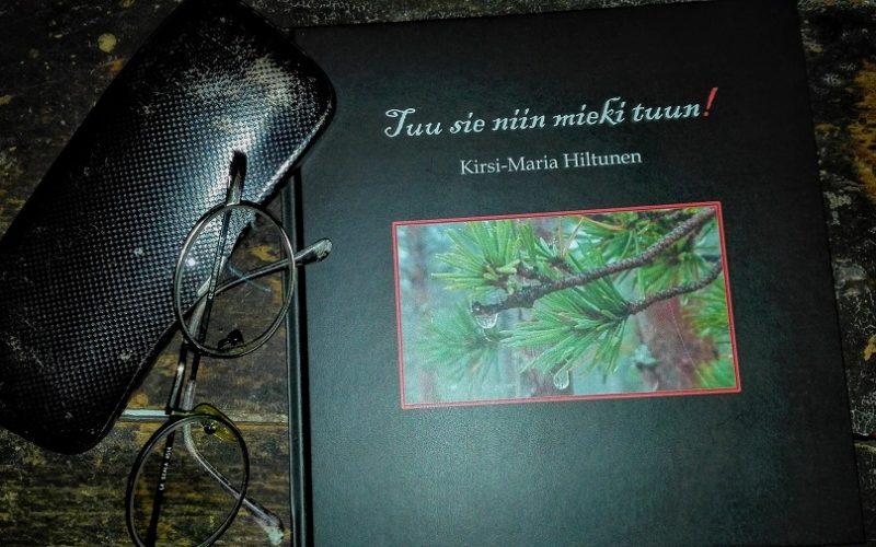 Karjala-aiheinen runokirja