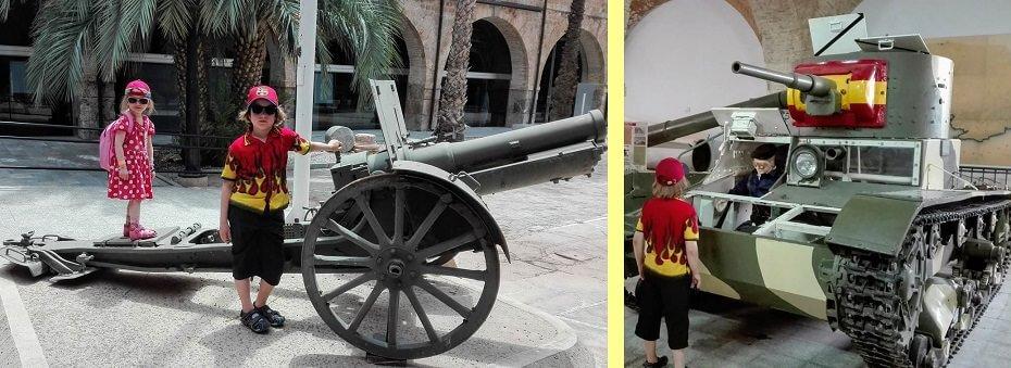 matkailuvinkkejä lapsiperheille Espanjassa