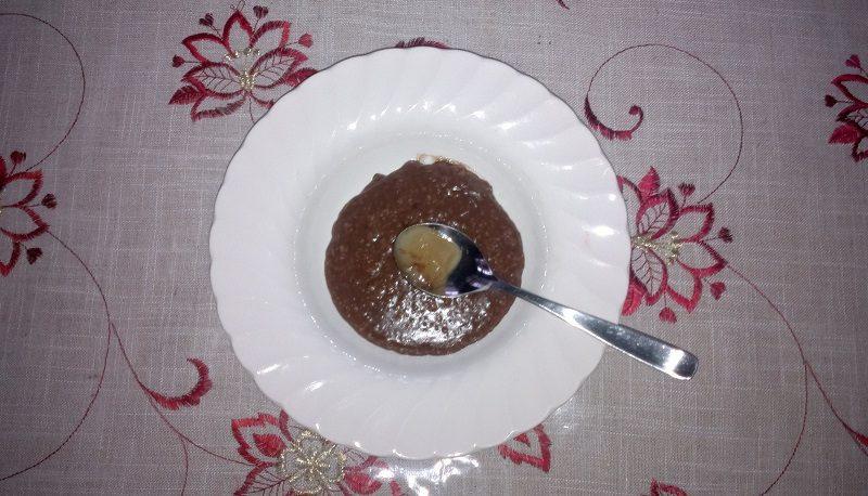 ruokaohje suklaapuuro