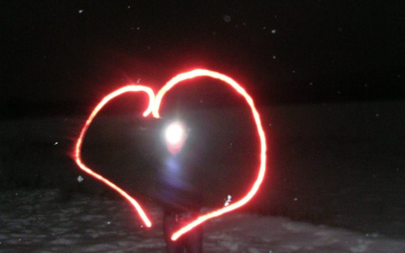 Uuden vuoden sydän