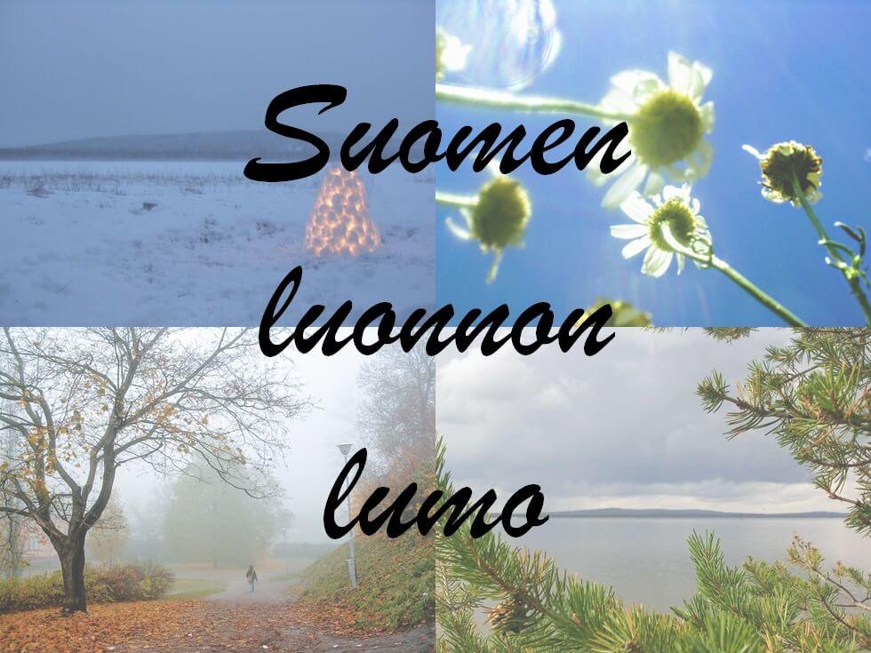 Suomen luonnon lumo – itsenäisyyspäivän video