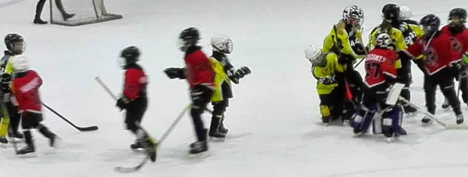 RJK Raahe juniorit vastaan PJK