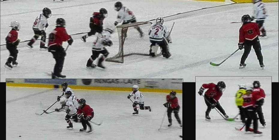Raahen Jääkiekkoklubi vastaan Cobrat