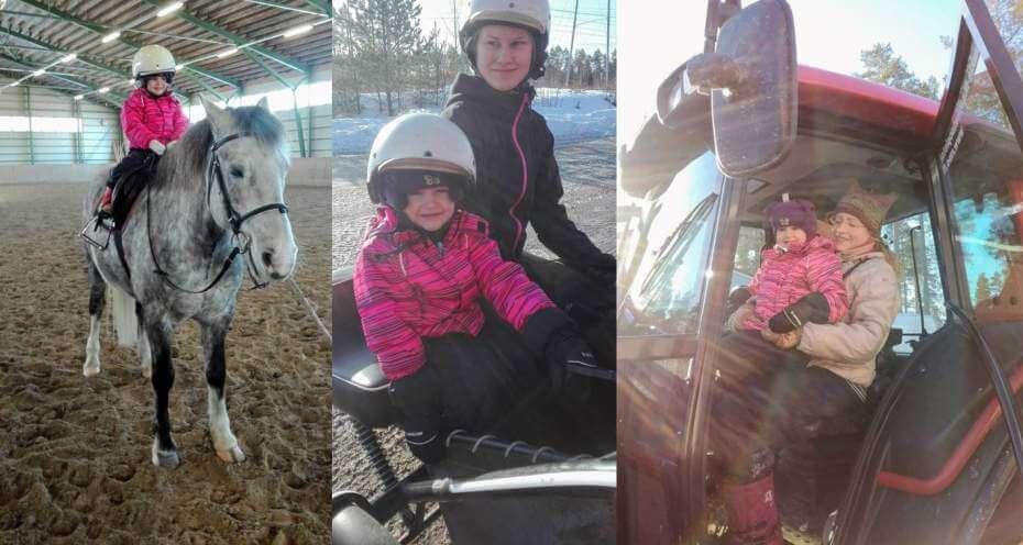 Hauska tutustumispäivä: Ruukin Maaseutuopisto ja hevoskeskus
