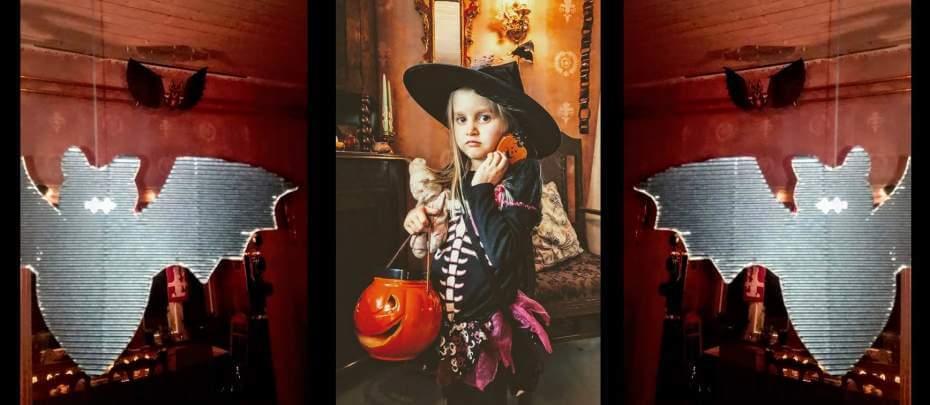 Syntymäpäivä syksyllä: Halloween-synttärit a'la 5-vuotias Roosa!